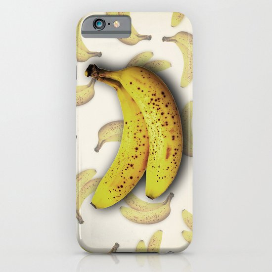 brown bananas iPhone & iPod Case