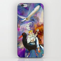 Natures Song  iPhone & iPod Skin