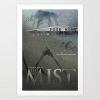 The Mist Poster Art Print