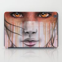Amber Eyes iPad Case