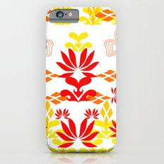 YELLOW RED iPhone 6s Slim Case