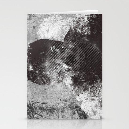 """""""Kveikur""""  by Matt Vidalis Stationery Card"""