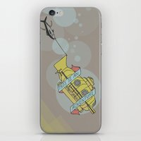 This Is An Adventure | The Life Aquatic with Steve Zissou iPhone & iPod Skin
