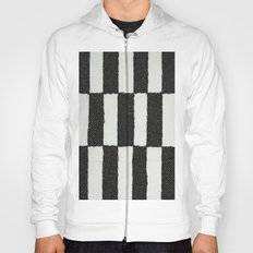 Black & White Map Hoody
