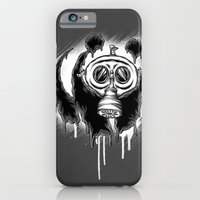 iPhone & iPod Case featuring Choked Panda by Mike Friedrich