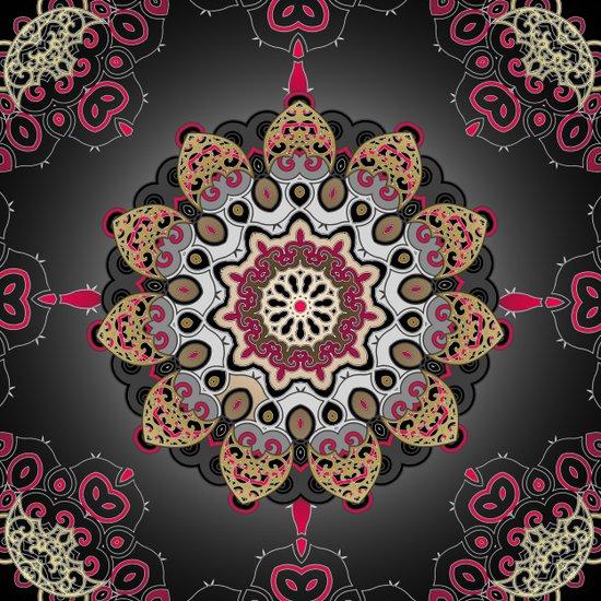 Mix&Match Arabian Nights 3 Art Print