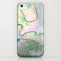 Shell Texture iPhone 5c Slim Case