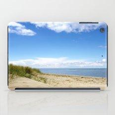 Summer dreams, in the dunes iPad Case