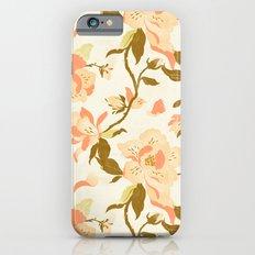 Magnolia Pattern iPhone 6 Slim Case