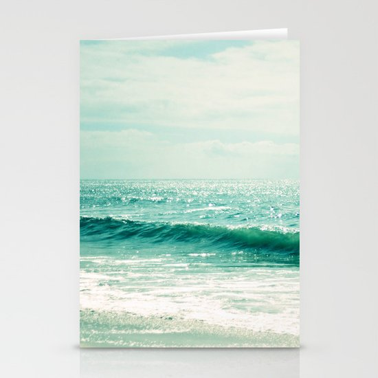 Sea of Tranquility... Stationery Card