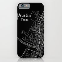 Vintage Austin Negative iPhone 6 Slim Case