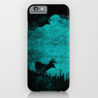 Patronus In A Dream iPhone 6 Slim Case