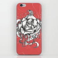 Monster I iPhone & iPod Skin