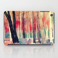 Woods iPad Case