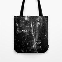 Manhattan Tote Bag