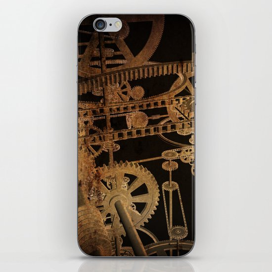 The Inner Workings iPhone & iPod Skin
