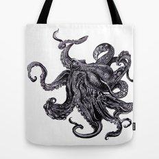 Sea Monsta Tote Bag