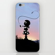 Wonder Kid iPhone & iPod Skin
