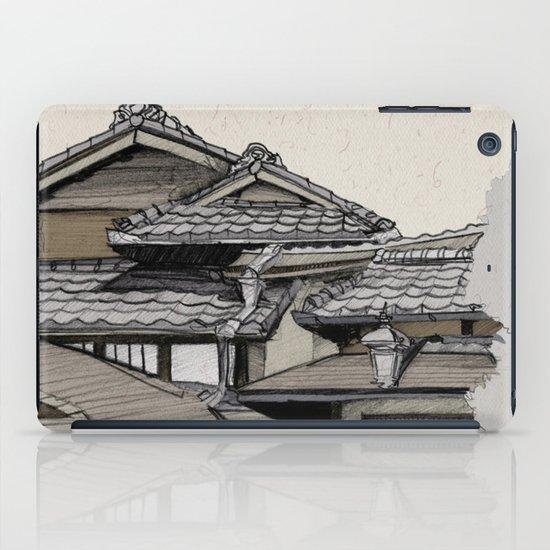 Vintage Gion iPad Case