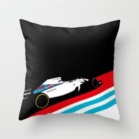 Fw36  Throw Pillow