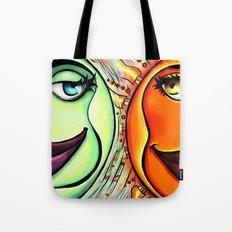 Moon & Sun Tote Bag