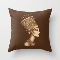 Happy BC Throw Pillow