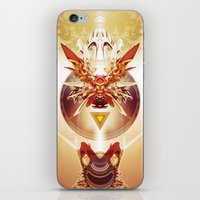 Glory's Rise iPhone & iPod Skin
