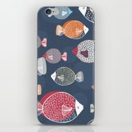 Swim School iPhone & iPod Skin