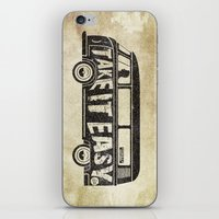 Take It Easy - Tribute iPhone & iPod Skin