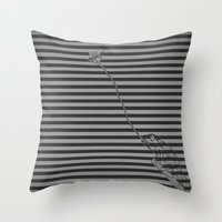 Camouflage For Hunting Throw Pillow
