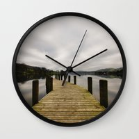 Coniston Water Wall Clock