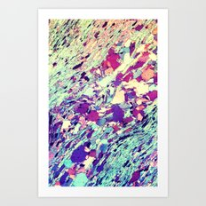 Minerals - for iphone Art Print