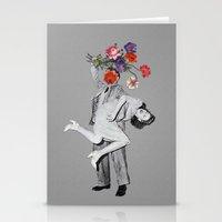 Romantic Savage Stationery Cards