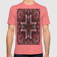 K-Scope Mens Fitted Tee Pomegranate SMALL