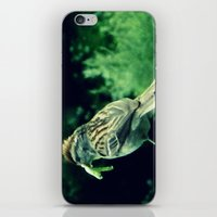A Delicate Morsel iPhone & iPod Skin