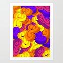Ampersandelicious Art Print