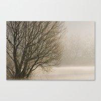 Blagdon Lake Canvas Print