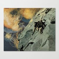 heights (with david delruelle) Canvas Print