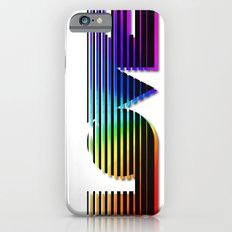 LOVE Rainbow iPhone 6 Slim Case