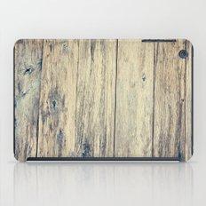 Wood Photography II iPad Case