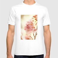 Soft And Breezy Mens Fitted Tee White SMALL