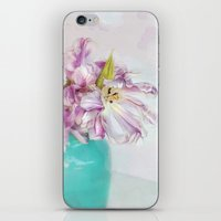 Parrot Tulips iPhone & iPod Skin