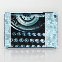 Typewriter Series, Image 1 iPad Case