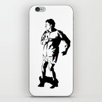Walter Madness iPhone & iPod Skin