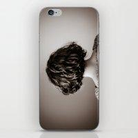 look away. iPhone & iPod Skin
