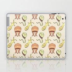 sticker monster pattern 4 Laptop & iPad Skin