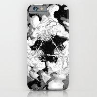 iPhone & iPod Case featuring Kaleidoscope Sky by Leyla Akdogan