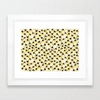 Penguins II Framed Art Print