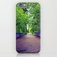 Scenic Spring bridge iPhone 6 Slim Case