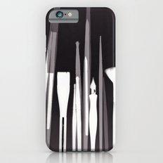 Paintbrush Photogram iPhone 6 Slim Case
